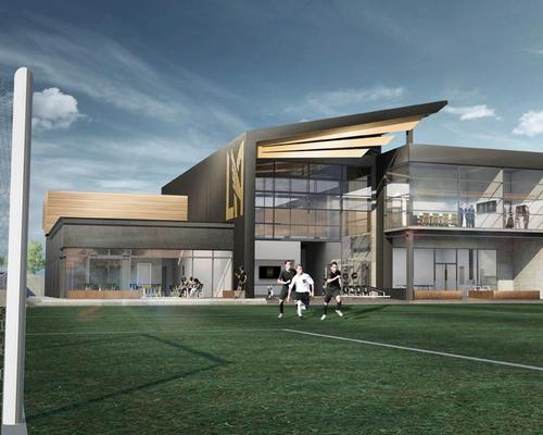 The complex will be built on the campus of California State University