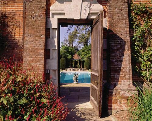 Cliveden House's new Garden Spa ready for launch