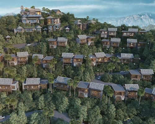 The Dusit Thani Himalayan Resort & Spa is set to open in 2020