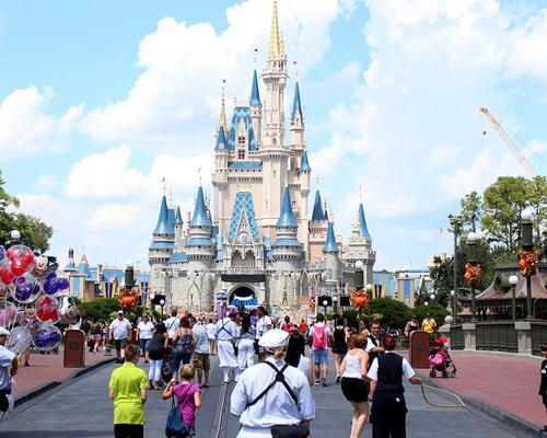 Magic Kingdom remains the world's most visited park, with Disneyland California and Tokyo Disneyland in second and third place respectively / Disney