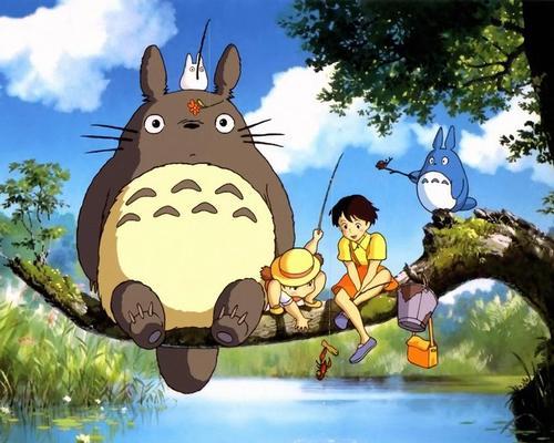Studio Ghibli announces plans to open My Neighbour Totoro anime theme park