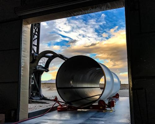 With Hyperloop One, passengers and cargo are loaded into a pod and accelerated gradually via electric propulsion through a low-pressure tube
