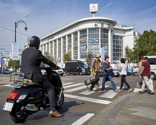 The Urban Development Corporation of the Brussels-Capital Region is converting the Citroën Yser Garage into a museum / Citroën Cultural Centre