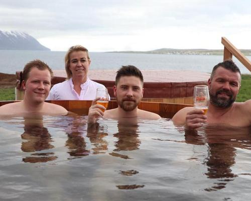 'Beer spa' with healing qualities opens in Iceland #Iceland