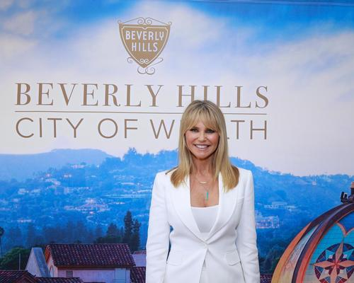 Supermodel Christie Brinkley will work to highlight the concept and what makes Beverly Hills the 'City of Wellth.'