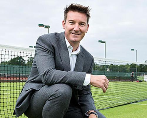 Scott Lloyd named as Lawn Tennis Association CEO