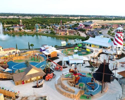 Morgan's Wonderland prepares to open world-first waterpark for the disabled