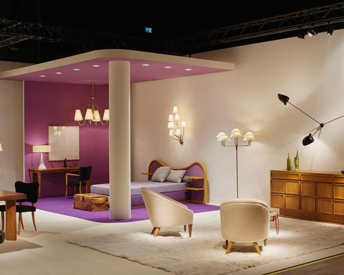 Exhibitions of twentieth and twenty-first century furniture, lighting, jewellery and modern art will be showcased at the fair / Design Miami/Basel