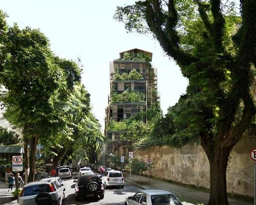 Developer Allard Group is transforming a complex of early 20th century landmark buildings iSao Paulo into a leisure development / Atelier Jean Nouvel