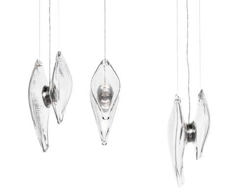 Duna by Zaha Hadid Design / Lasvit