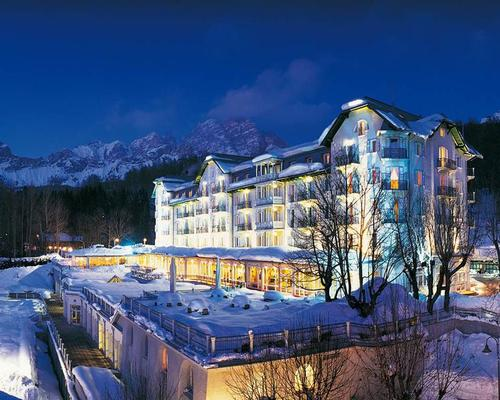 As part of the plans, Marriott has added the first ski resort to its Luxury Collection – The Cristallo Resort & Spa in Cortina, Italy