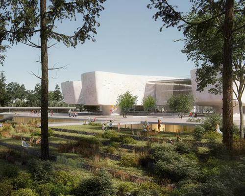 Winning design revealed for Cyprus archaeology museum