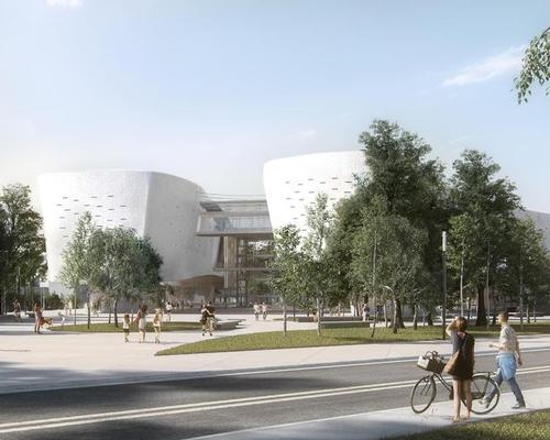 The New Cyprus Museum will replace the country's current archaeological institution in Nicosia  / AXA Architecture