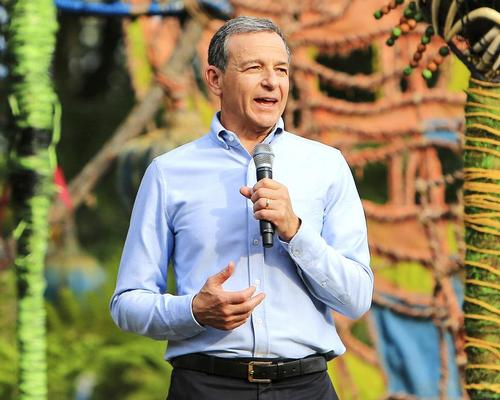 Iger revealed there was potential for a second Disney park on mainland China