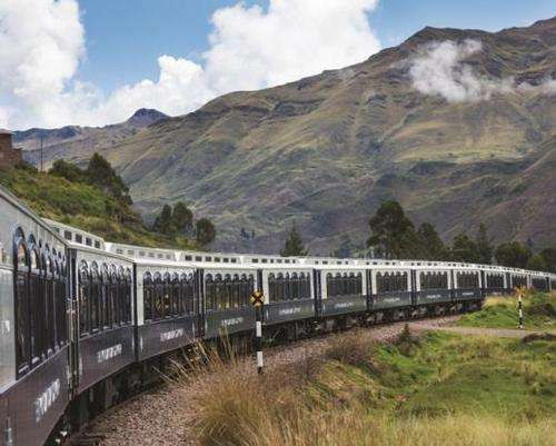 The Belmond Andean Explorer in Peru is South America's first luxury sleeper train / Muza Lab