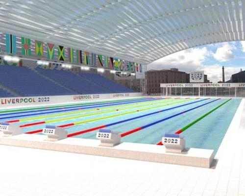 Liverpool plans new facilities for commonwealth games bid St albans swimming pool timetable
