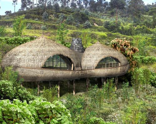 Rwanda's holistic ecotourism venture Bisate Lodge prepares for launch