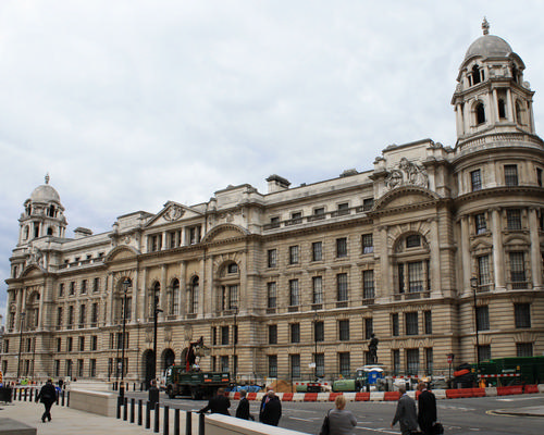 Iconic London War Office Building will become UK's first Raffles hotel