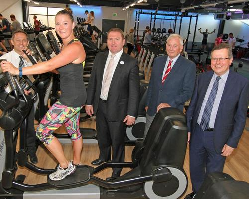 Bournemouth leisure centre undergoes £1m upgrade