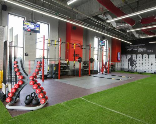Fitness First opens Dubai training club