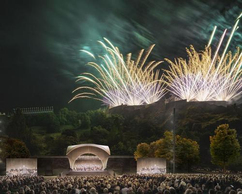 Seven competing designs revealed for new Edinburgh landmark