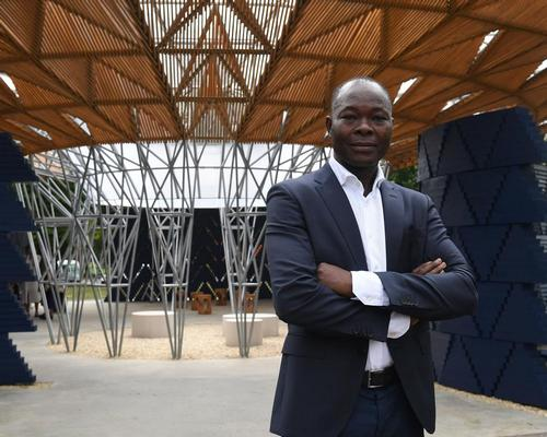 Diébédo Francis Kére unveils a Serpentine Pavilion that celebrates community gathering