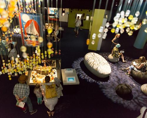 Moomin Museum opens in Tampere