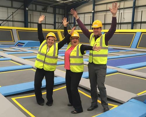 Level 2 trampoline qualification launched to help boost safety