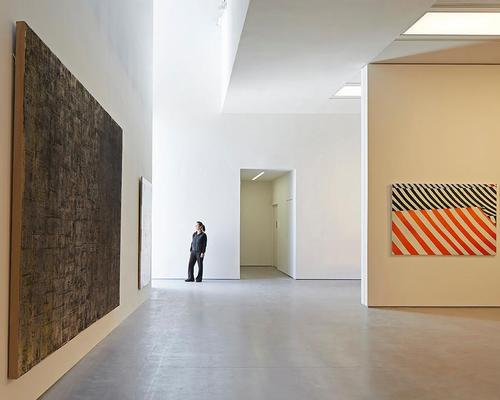 Stanton Williams complete transformation of historic Nantes art museum