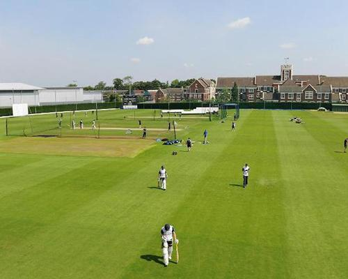 ECB lays hybrid turf at Loughborough performance centre