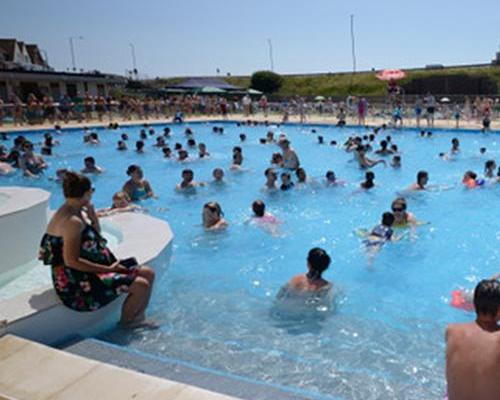 Fusion rejuvenation of pools continues with Saltdean