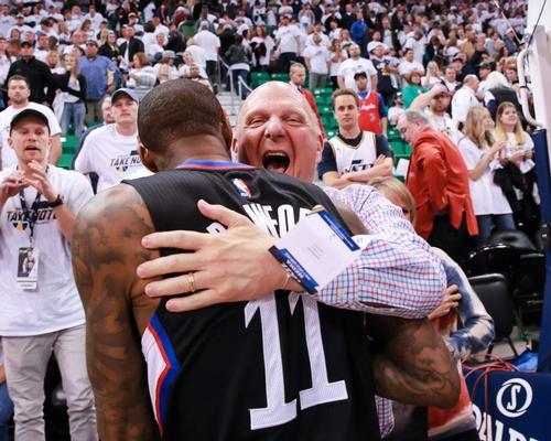 NBA franchise strikes new arena deal