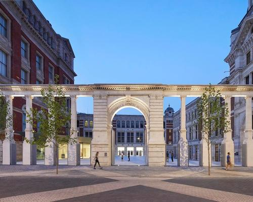 Amanda Levete's mammoth V&A Exhibition Road expansion ready to open