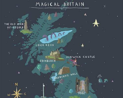 VisitBritain celebrates literary legends with new tourism campaign