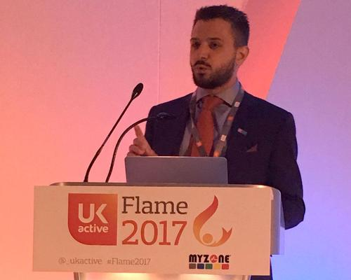 ukactive chief urges industry to 'unite' at Flame Conference