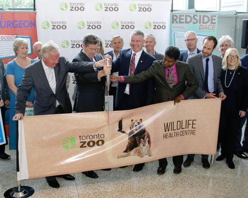 Toronto Zoo opens new Wildlife Health Centre