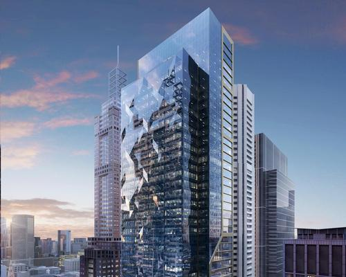 QICRE said '80 Collins will be a destination that honours Melbourne's thriving culture and commerce' / QICRE'