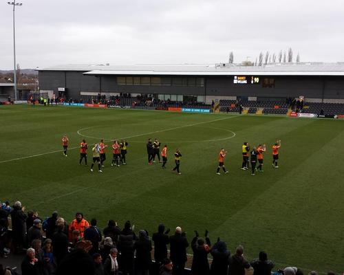 New academy and community facilities part of Barnet FC's stadium expansion plan