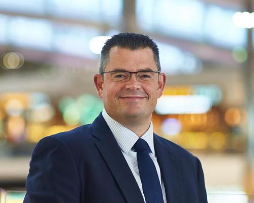 Chris Annetts is Heathrow's retail and service proposition director