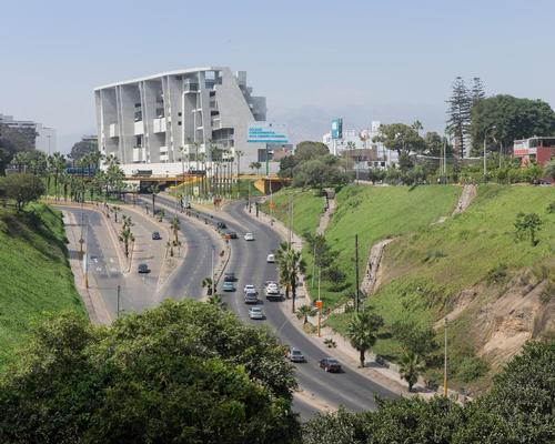 The inaugural International Prize was awarded to Grafton Architects in 2016 for their Universidad de Ingeniería y Tecnología building in Lima / Iwan Baan