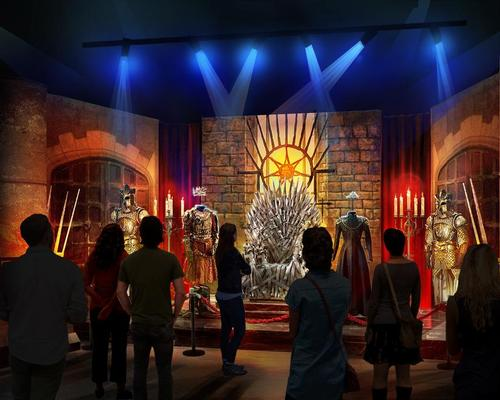 HBO announces plans for touring Game of Thrones exhibition