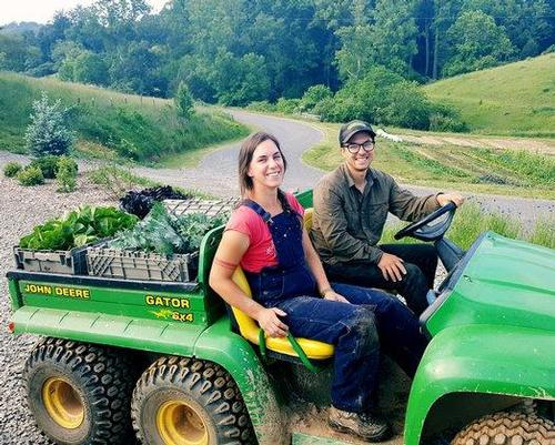 North Carolina 'agrihood' community coming to life near Asheville