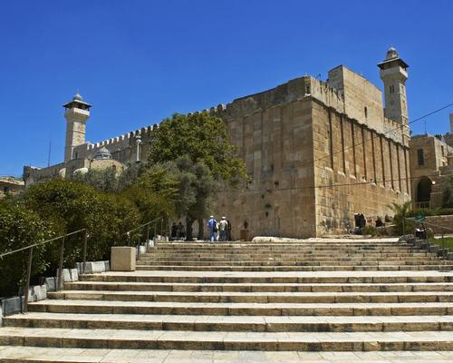 Hebron is a highly-contentious area as it contains the Tomb of the Patriarchs