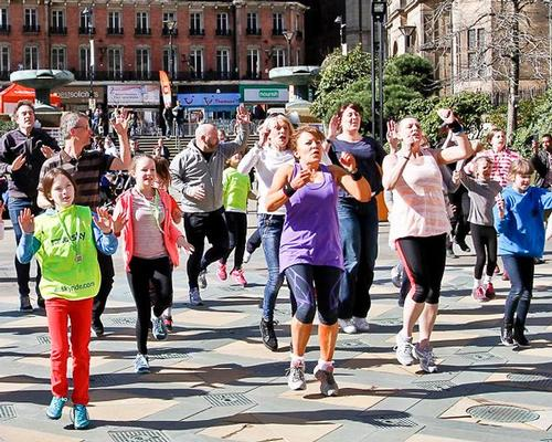 Sheffield gets moving as city targets to be most active by 2020