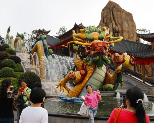 Wanda lending Sunac US$4.3bn to finance theme park and hotel purchase