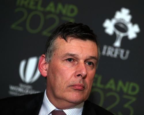 IRFU chief executive Philip Browne said the facility would be a 'leap forward' for Irish rugby / Brian Lawless/PA Wire/PA Images
