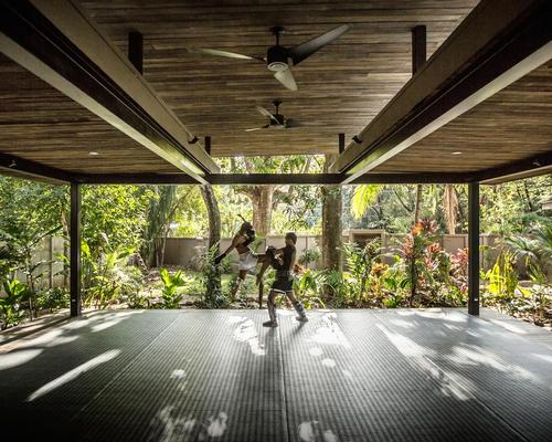 Nomel and Mariya Libid wanted to create a resort for the visitors who travel to Nosara because of its reputation for health and wellness tourism  / Studio Saxe