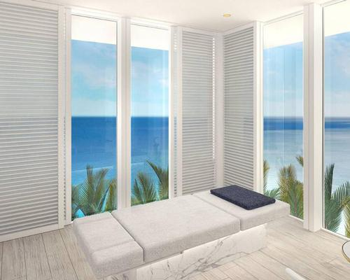 Four Seasons opens first Joseph Dirand-designed spa in the US