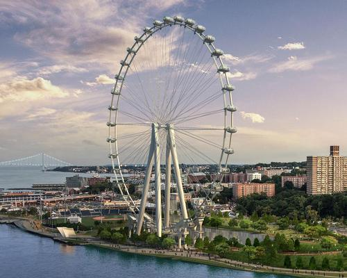 New York Wheel delayed indefinitely after contractor fired by developer