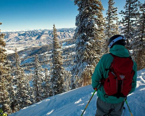 The Snowmass Ski Area has 3,332 acres of multi-level terrain for skiers and snowboarders / Jeremy Swanson
